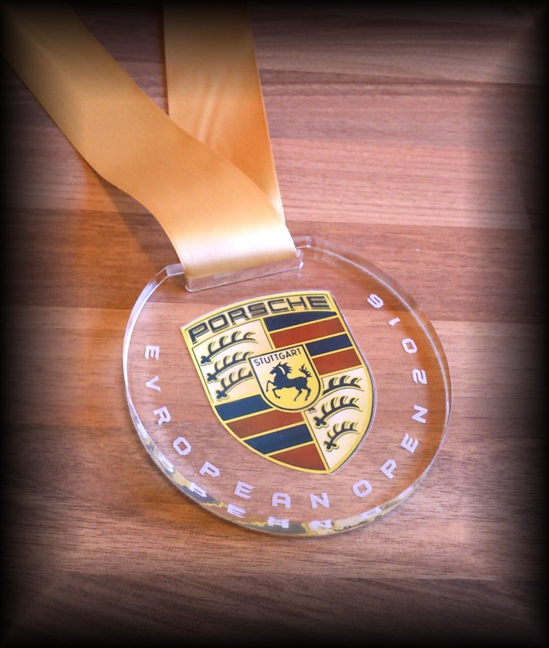 Unique medals - Unikatni pokali